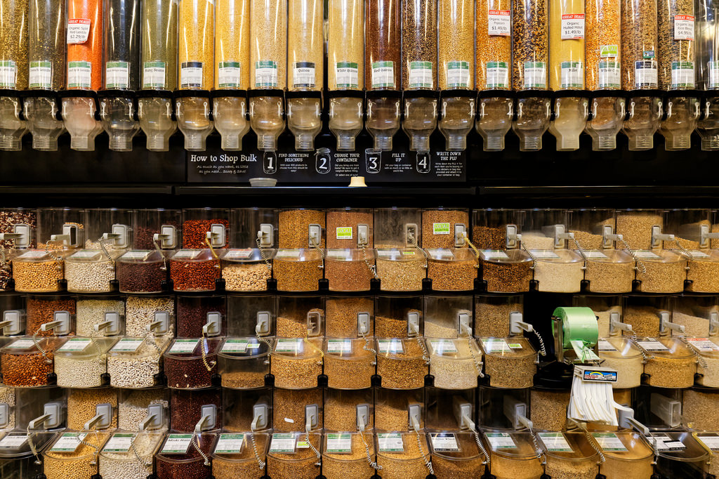 California Bulk Food Stores And Refill Stations Zero